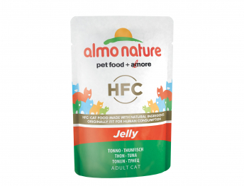 ALMO HFC Cats Jelly - with tuna