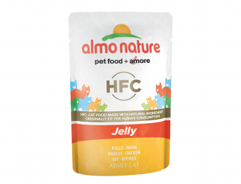 ALMO HFC Cats Jelly - with chicken