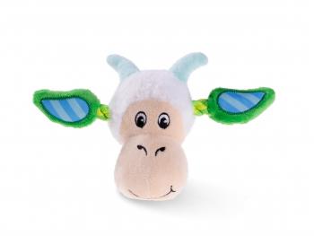 Speelgoed hond mini pluche geit