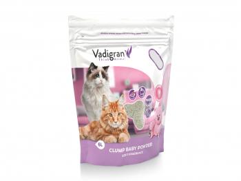Cat litter Clump Babypowder