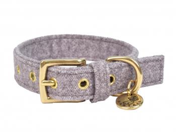 Halsband hond StØv