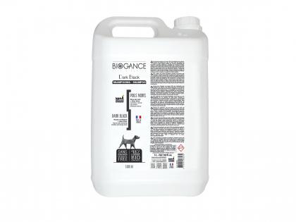 BIOGANCE hond zwarte vacht shampoo 5 L