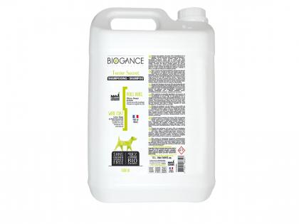 BIOGANCE chien shampooing poils durs 5 L
