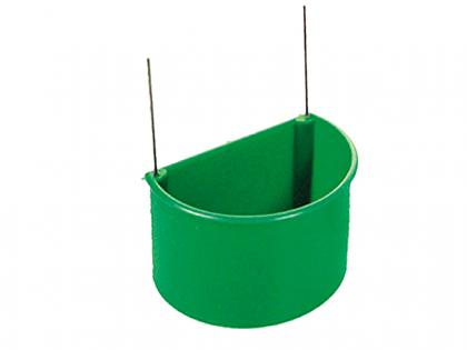 Feedercup plastic Hummingbird green L 90ml