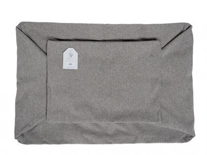 Housse Snooze 110x80cm Nut grey