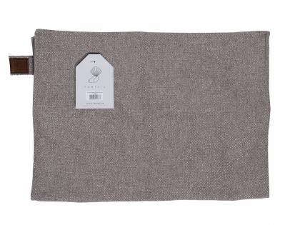 Cover Stargaze 80x55cm Nut grey