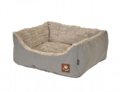 Basket Asma taupe/grey 60x48x19cm