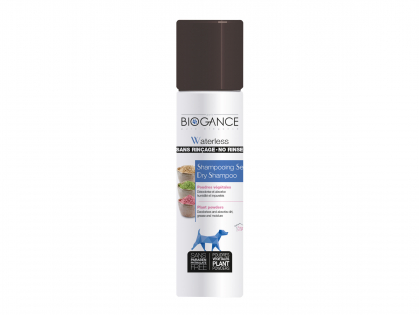 BIOGANCE dog dry shampoo 300ml