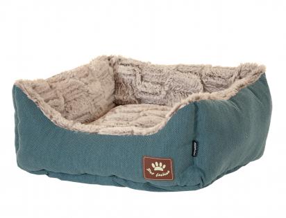 Basket Asma blue/grey 75x60x23cm