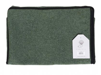 Housse Snug 70x55cm Botanical green