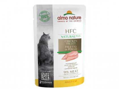 HFC Natural plus - filet de poulet 55g