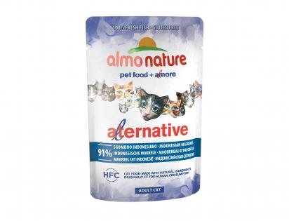 HFC Alternative - makreel Indonesië 55g