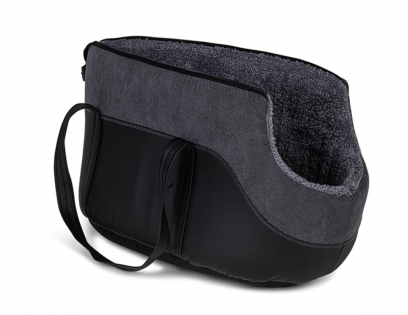 Pet carrier Zion grey