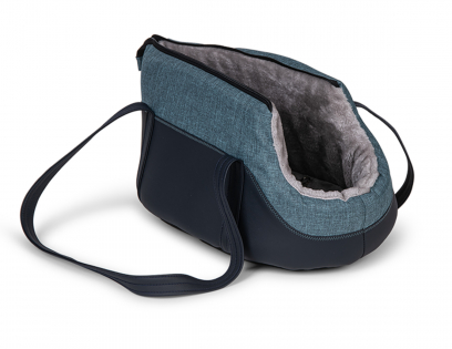 Sac de transport Ares turquoise