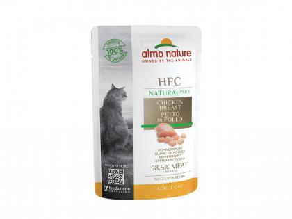 HFC Natural plus - blanc de poulet 55g