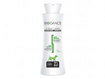 BIOGANCE chien shampooing anti-odeur 250ml