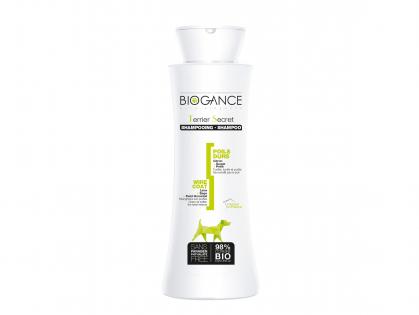 BIOGANCE chien shampooing poils durs 250ml