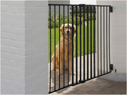 Dog Barrier Gate Outdoor
