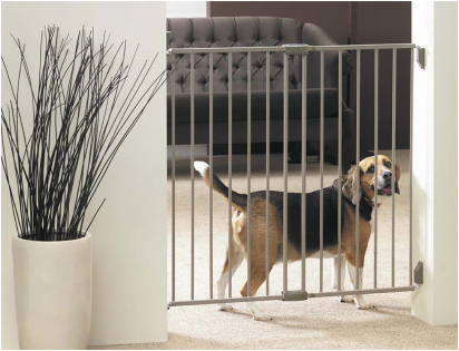 Dog Barrier Gate Indoor