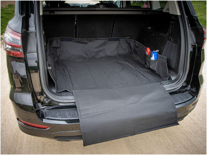 Protection for car trunk 185x103x35 cm