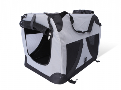 Transport Traveller nylon zwart 51x33x33cm S
