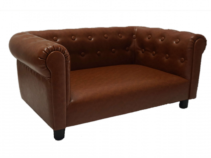 Sofa imitation leather Richy