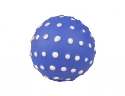 Squeaker ball blue
