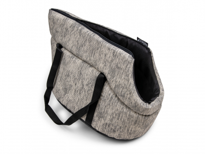 Carrying bag Winter grey 45cm