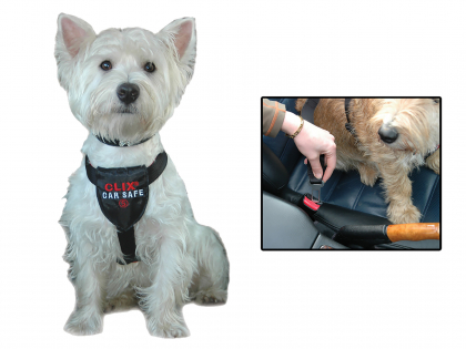 Dog Seatbelt Clix Car Safe