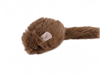 Speelgoed kat pluche muis