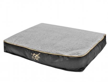 Mattress Black Oxford 110x70x10cm