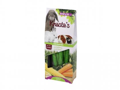 ESVE Rodent Knasta's vegetables 100g