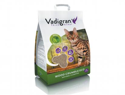 Cat litter Wood Crumble