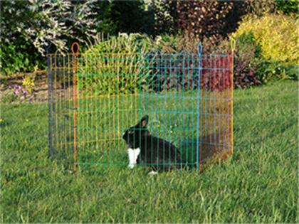 Rabbit Playpen multicolor