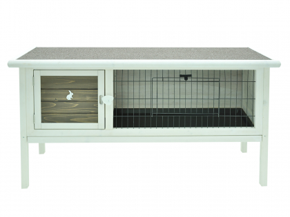 Rabbit hutch Kansas L