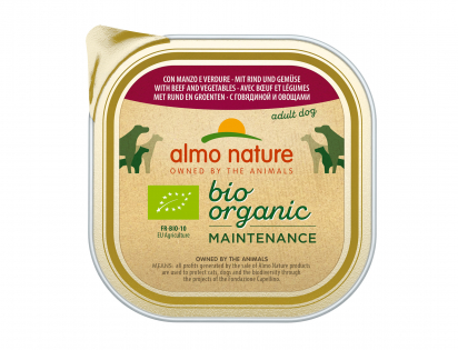 BIO Organic - Beef and vegetables 300g