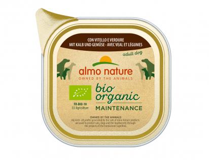 BIO Organic - Kalf en groenten 100g