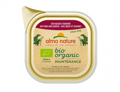 BIO Organic - Beef and vegetables 100g