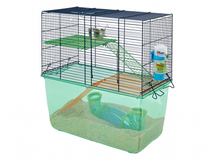 Hamster cage Habitat