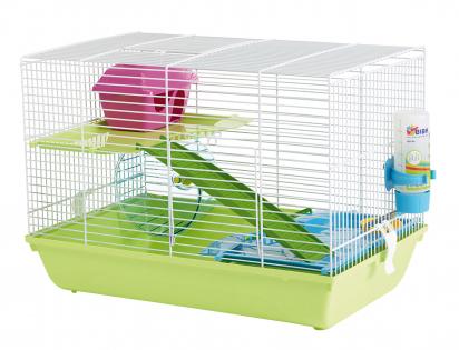 Hamster cage Martha triple