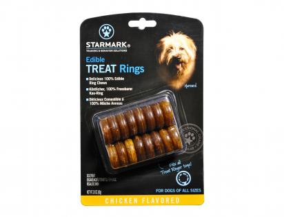 Edible Treat Rings