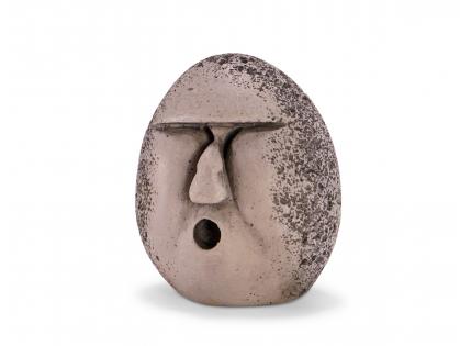 Aqua Deco Stone face