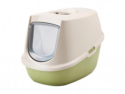 Cat toilet HP Manon green 54,5x39x39cm