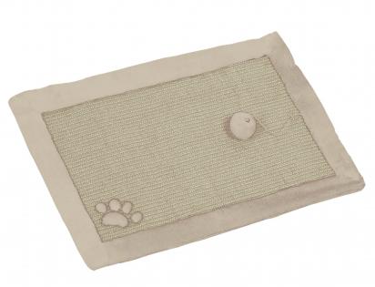 Scratching carpet sisal