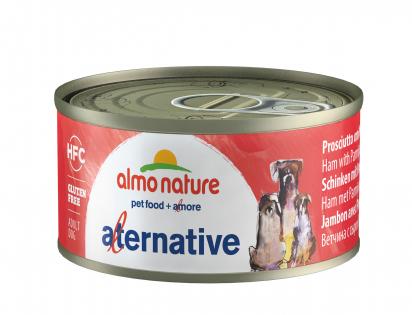 HFC ALTERNATIVE - Ham met parmezaan 70g