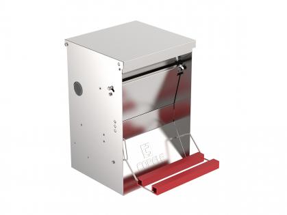 Automatic galvanised feeder 20 L