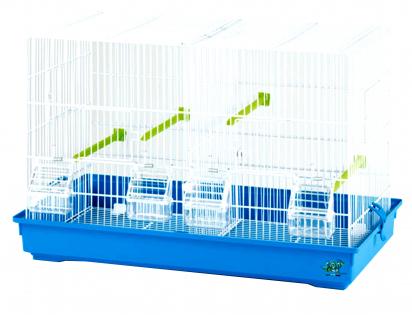 Cage S Cova 2 White