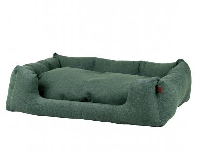 Basket Snooze Botanical Green 110x80cm