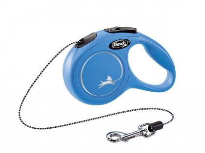 Flexi Classic Cat XS (cord 3m) blue