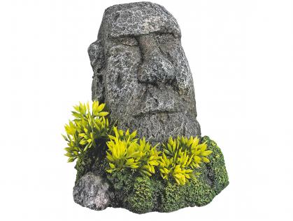 Aqua Deco Moai